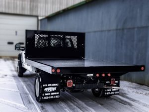 Next Generation Toughline Platform Truck Body